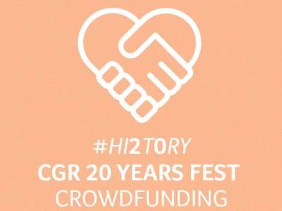 CGR 20 Year fest